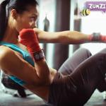 Abonament Aerobic/Fitness 12 intrari + sauna + alergare