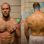 Fii in forma maxima cu antrenamentul lui Jason Statham